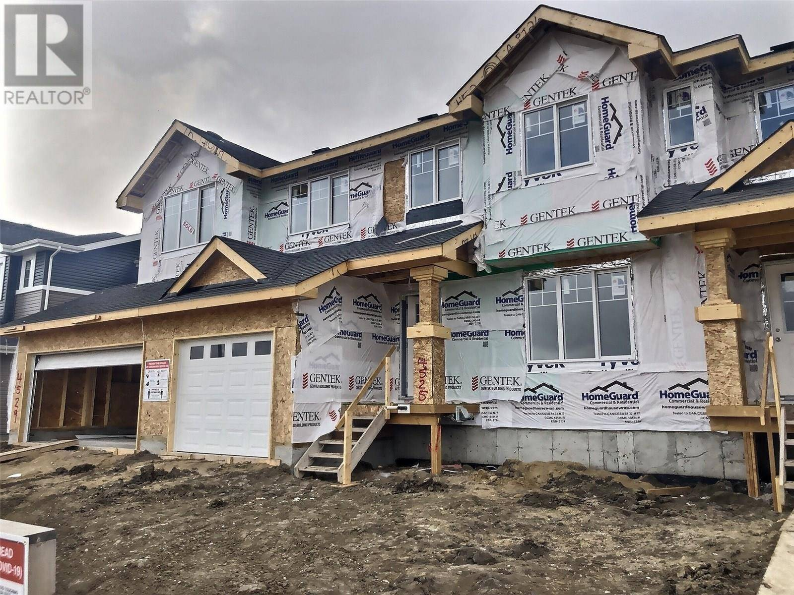 Townhouse for sale at 4525 Keller Ave E Regina Saskatchewan - MLS: SK801559