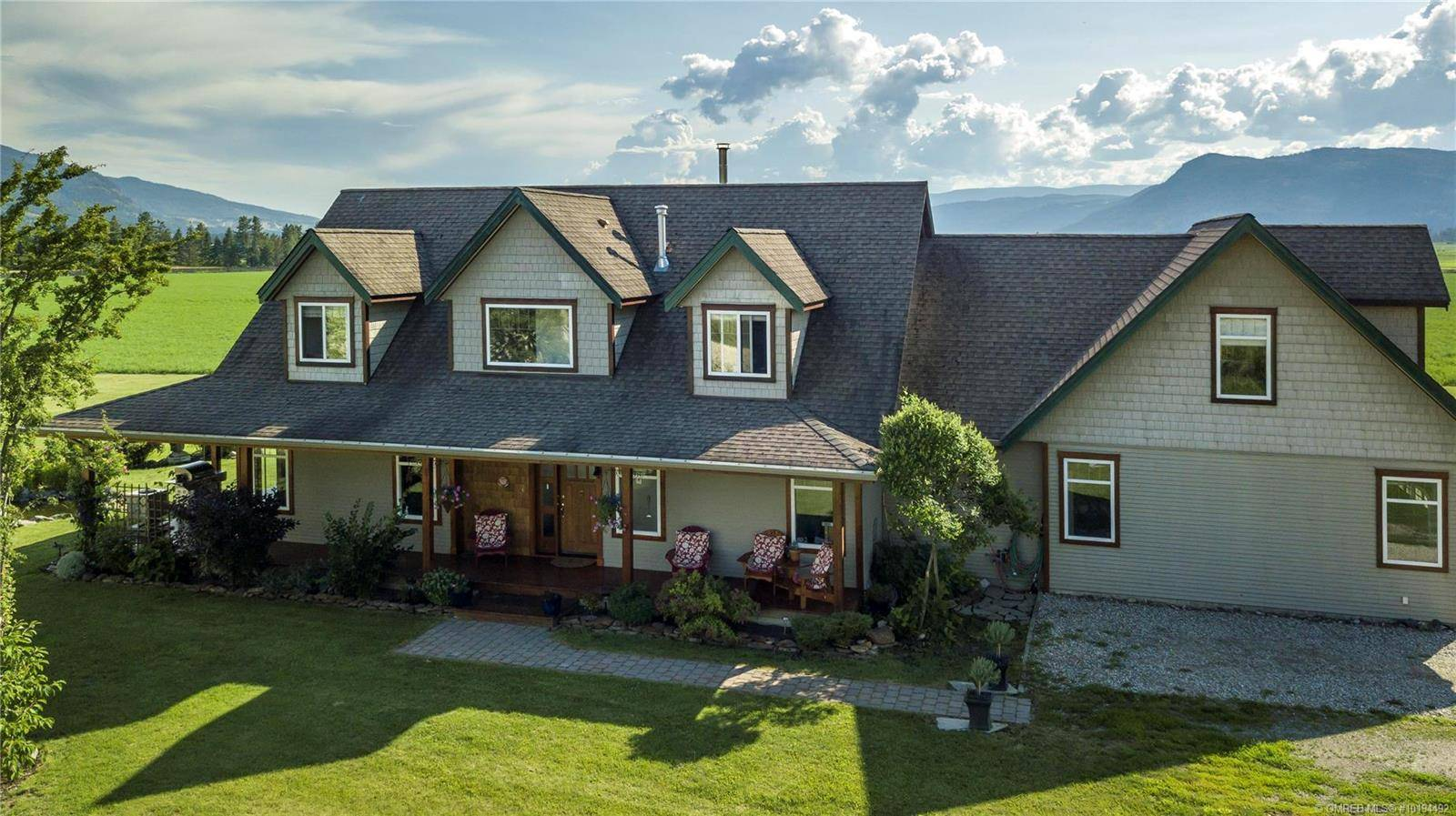 House for sale at 4525 Mcleery Rd Armstrong British Columbia - MLS: 10194492
