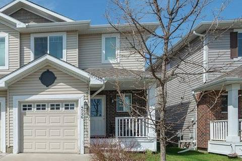 Townhouse for sale at 4526 214 St Nw Edmonton Alberta - MLS: E4147378