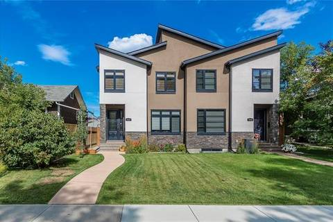 Townhouse for sale at 4528 17 Ave Northwest Calgary Alberta - MLS: C4265181