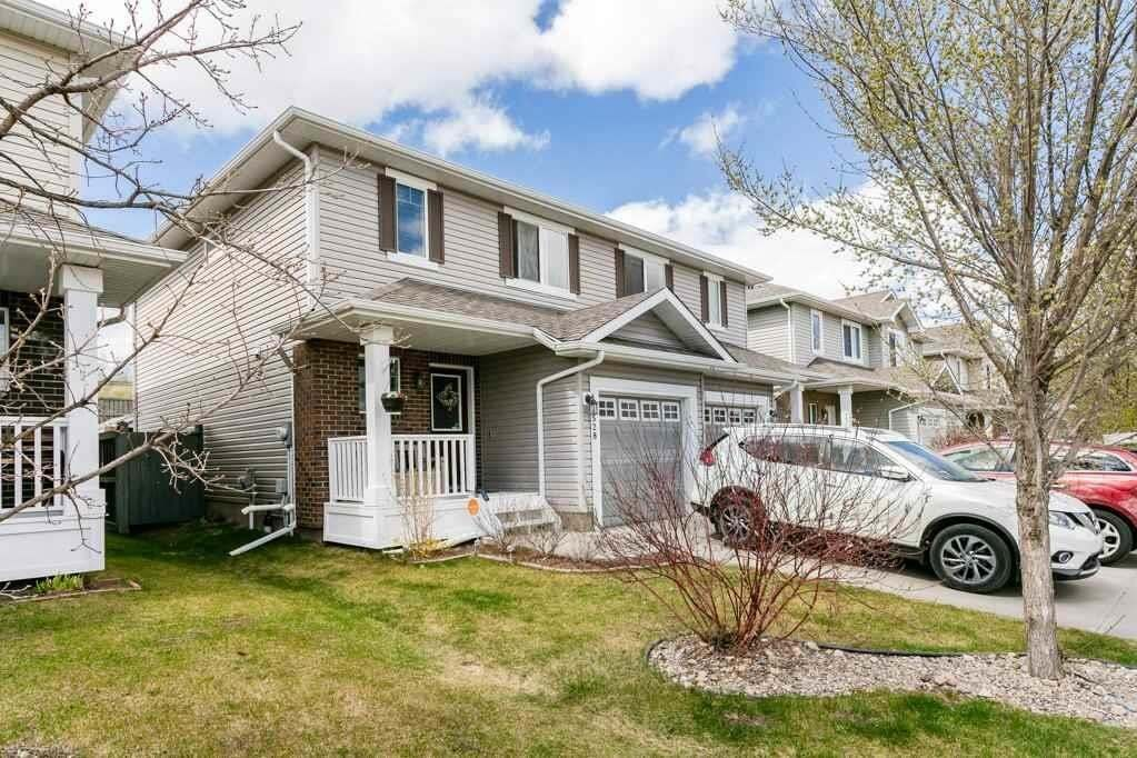 Townhouse for sale at 4528 214 St NW Edmonton Alberta - MLS: E4196210
