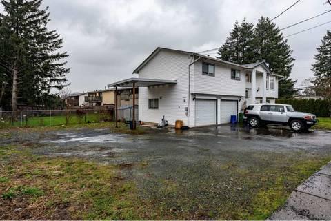 House for sale at 45285 South Sumas Rd Sardis British Columbia - MLS: R2444910