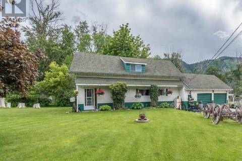 House for sale at 4529 Mclean Creek Rd Okanagan Falls British Columbia - MLS: 178570