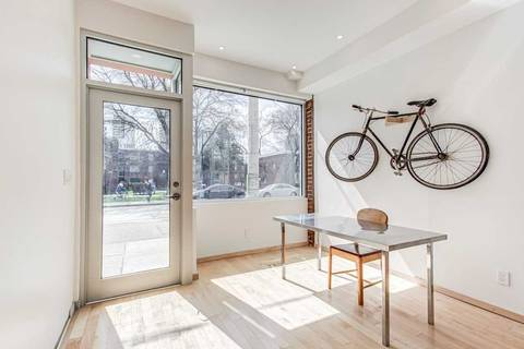 Townhouse for sale at 452 Gerrard St Toronto Ontario - MLS: C4741158