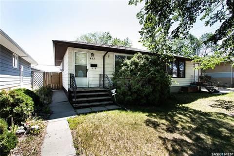 Townhouse for sale at 453 Froom Cres Regina Saskatchewan - MLS: SK777210