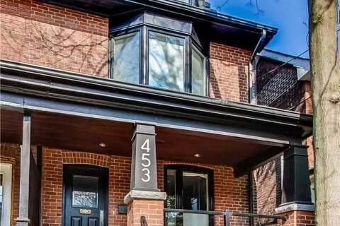 Townhouse for sale at 453 Grace St Toronto Ontario - MLS: C4777579