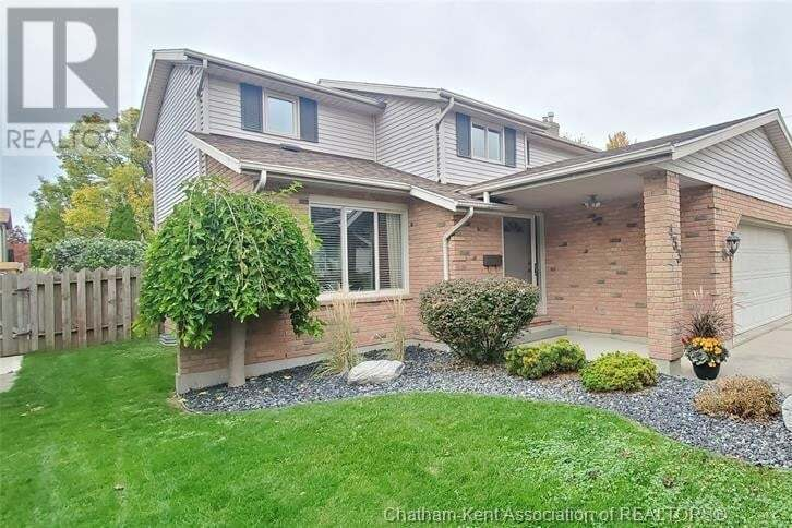 House for sale at 453 Mcnaughton Ave East Chatham Ontario - MLS: 20013721