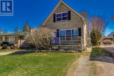 Townhouse for sale at 453 Moore St London Ontario - MLS: 188000