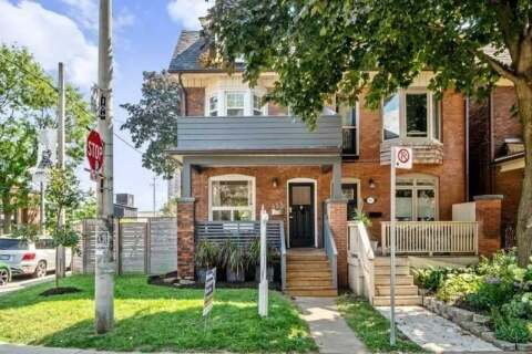 Townhouse for sale at 453 Pacific Ave Toronto Ontario - MLS: W4932276