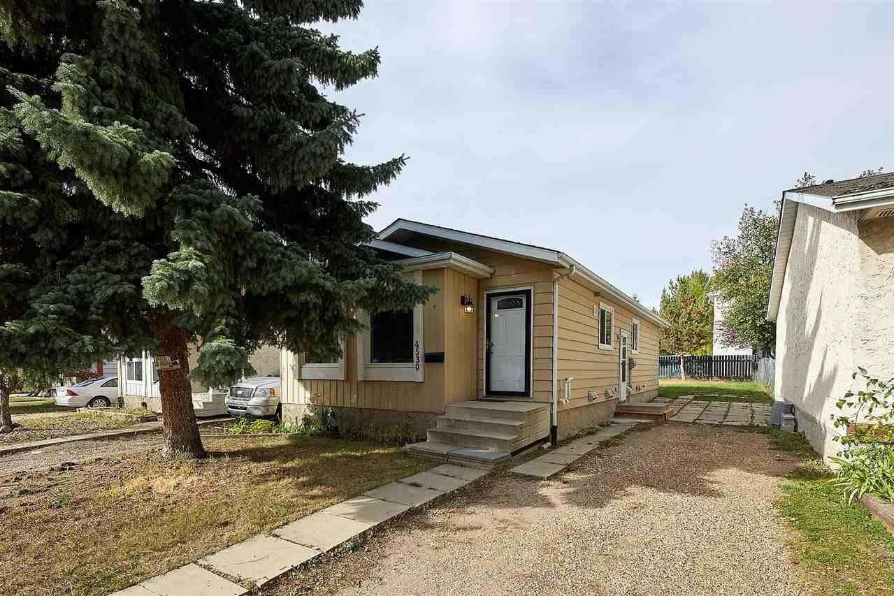 House for sale at 4530 35a Av NW Edmonton Alberta - MLS: E4215778