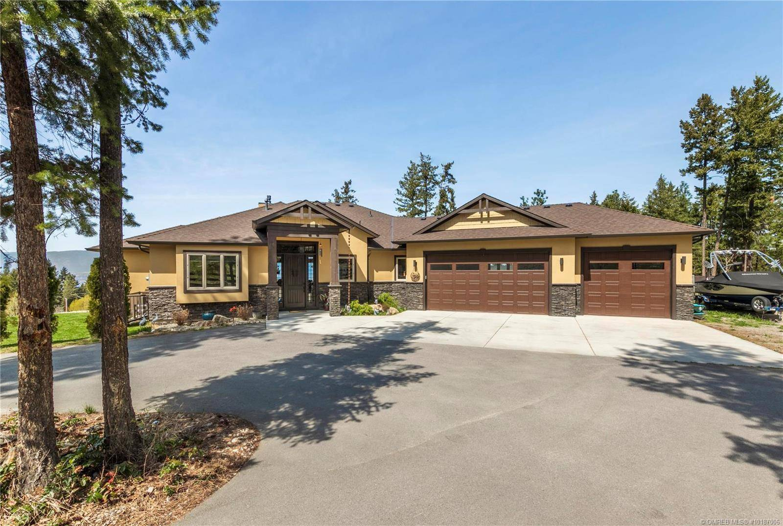 House for sale at 4531 Gaspardone Rd Kelowna British Columbia - MLS: 10187006