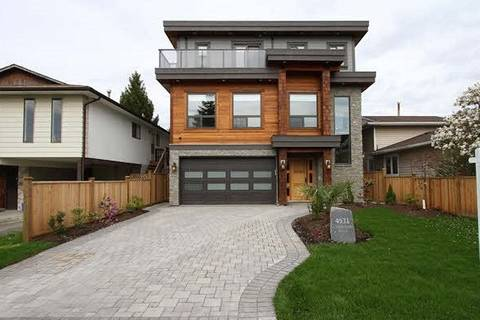 House for sale at 4531 Windjammer Dr Richmond British Columbia - MLS: R2333090