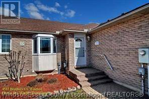 Townhouse for rent at 4532 Brothers Ct Windsor Ontario - MLS: 19017859