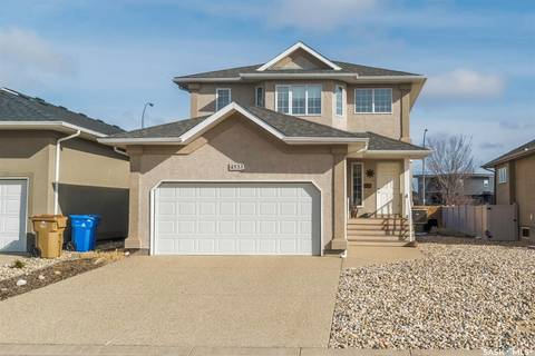 House for sale at 4533 Hames Cres Regina Saskatchewan - MLS: SK766749