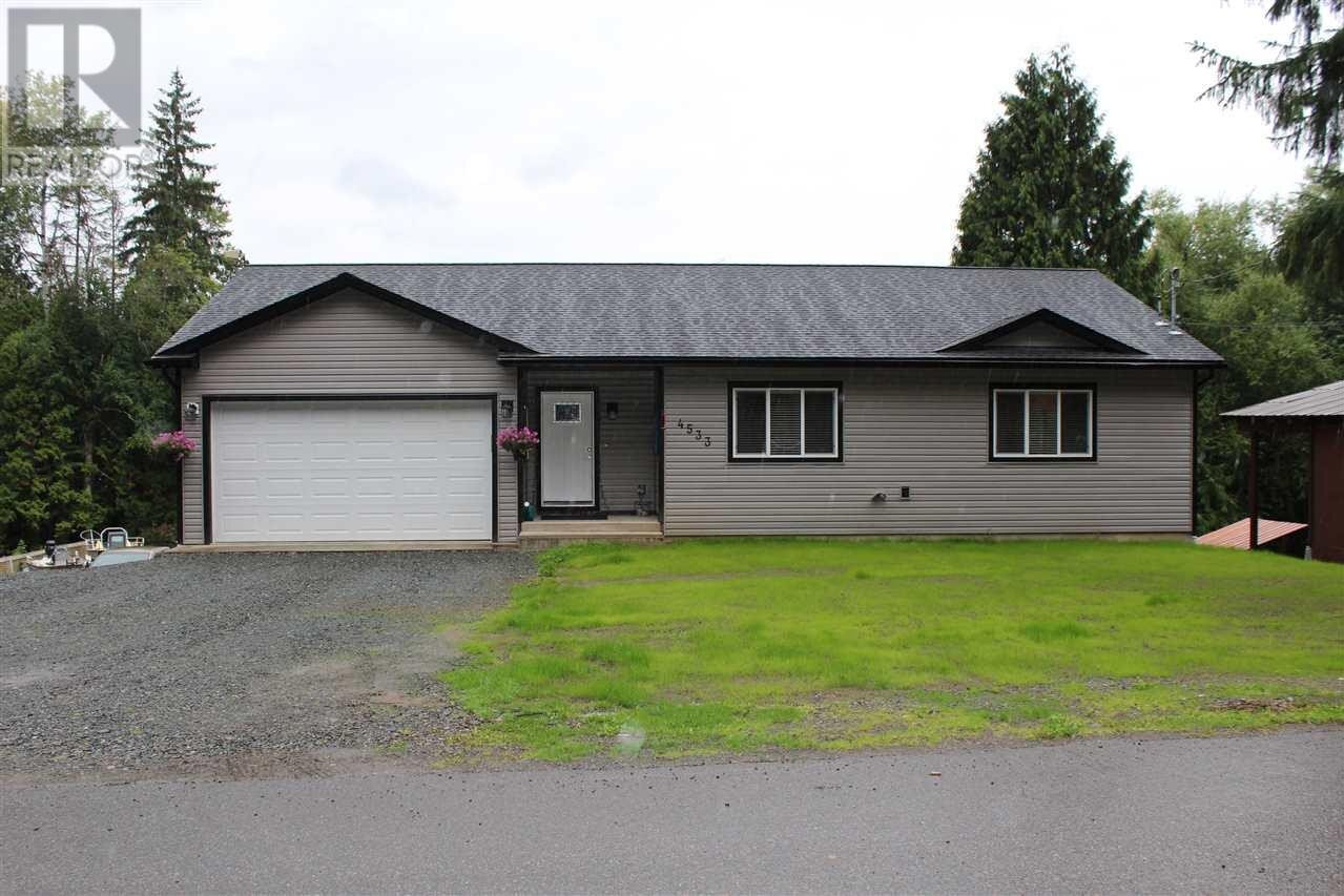 House for sale at 4533 Johns Rd Terrace British Columbia - MLS: R2494476