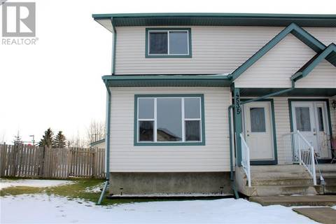 Townhouse for sale at 44 Avenue Cs Unit 4535 Rocky Mountain House Alberta - MLS: ca0174762