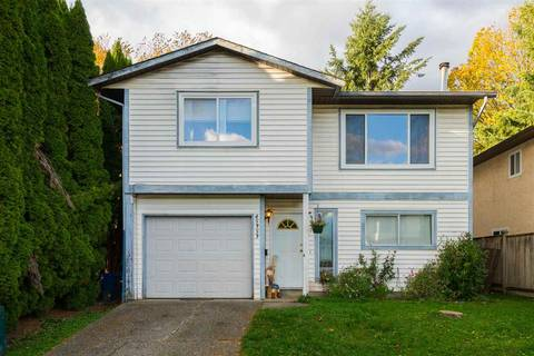 House for sale at 45353 Mcintosh Dr Chilliwack British Columbia - MLS: R2415487