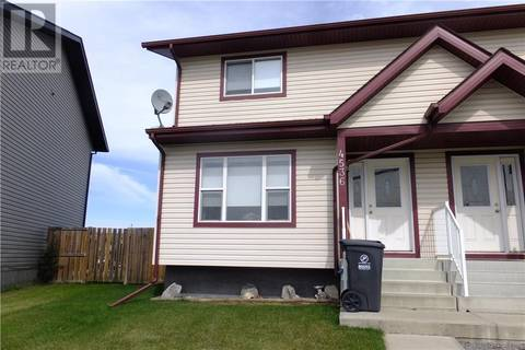 Townhouse for sale at 44 Avenue Cs Unit 4536 Rocky Mountain House Alberta - MLS: ca0177887