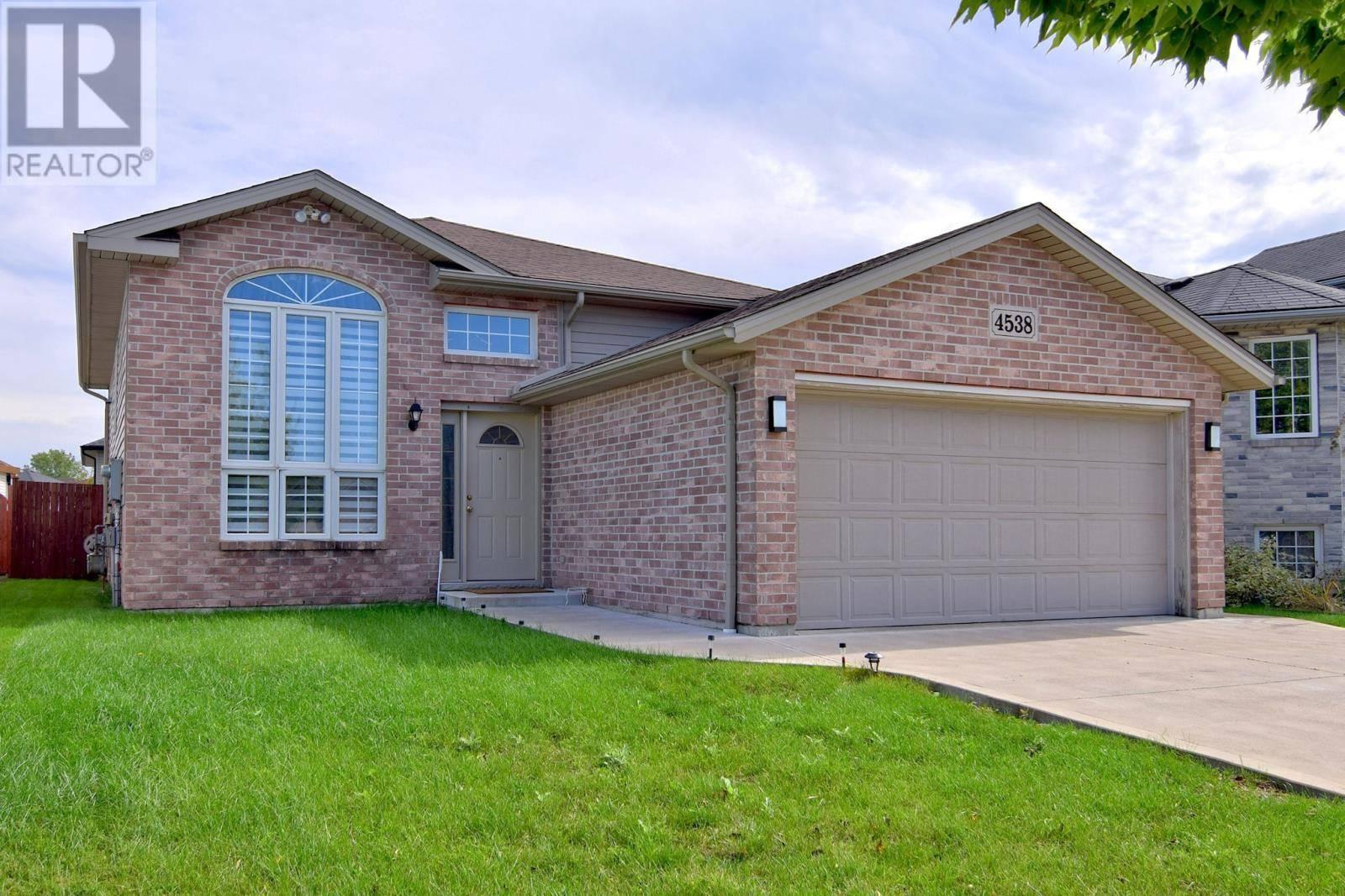 House for sale at 4538 Sassafras  Windsor Ontario - MLS: 19026696