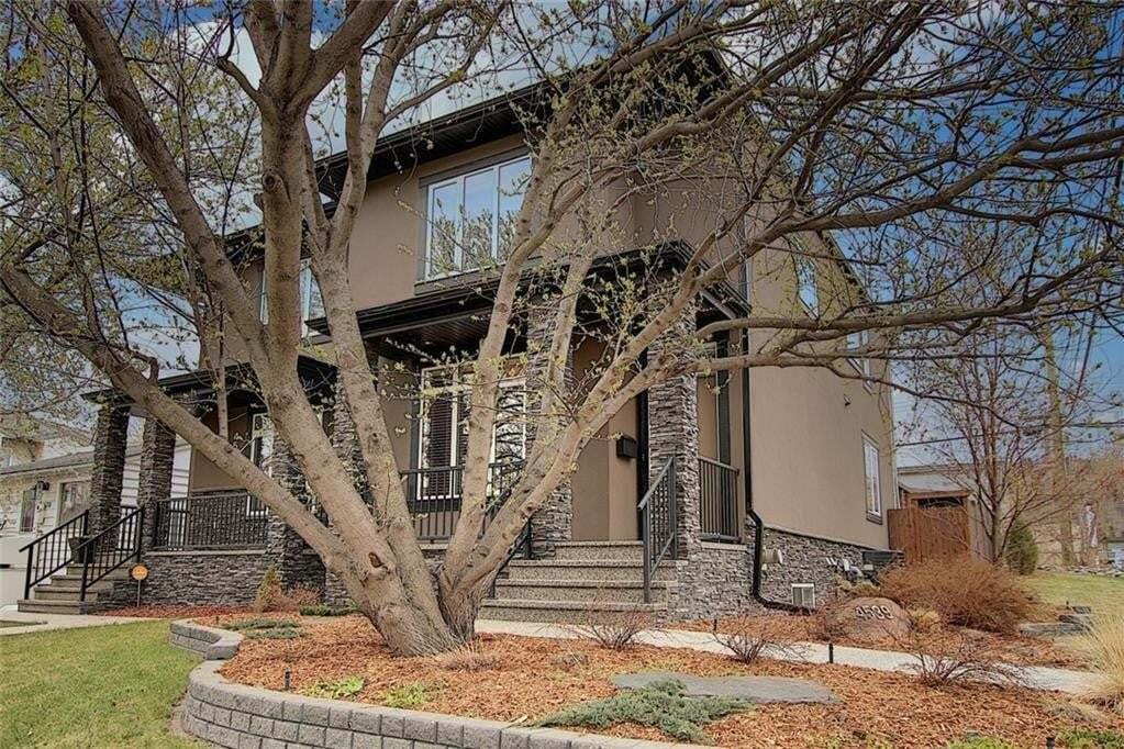 Townhouse for sale at 4539 17 Av NW Montgomery, Calgary Alberta - MLS: C4295682