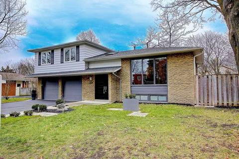 House for sale at 454 Canterbury Cres Oakville Ontario - MLS: W4388205