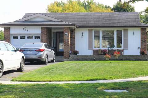 House for sale at 454 Crestwood Dr Oshawa Ontario - MLS: E4935013