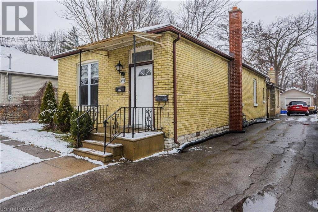 Townhouse for sale at 454 Hill St East London Ontario - MLS: 252770