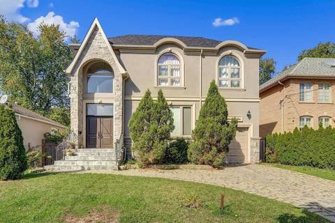 House for rent at 454 Hounslow Ave Toronto Ontario - MLS: C4678828