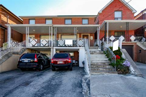 Townhouse for sale at 454 Silverthorn Ave Toronto Ontario - MLS: W4460958
