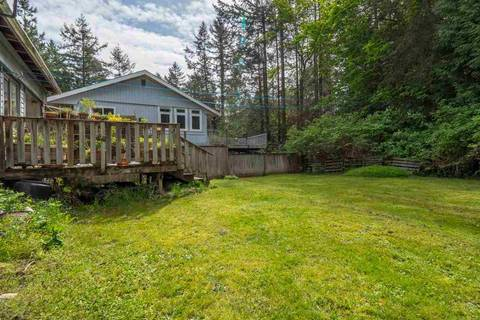 Home for sale at 4540 Rondeview Rd Madeira Park British Columbia - MLS: R2430686