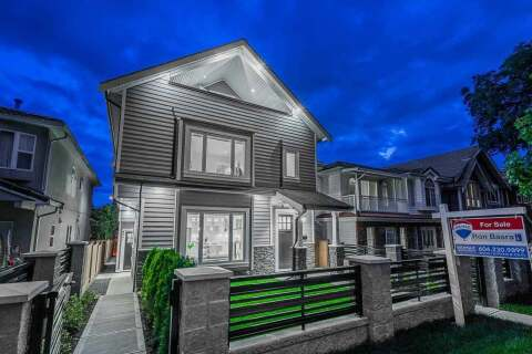 Townhouse for sale at 4541 Beatrice St Vancouver British Columbia - MLS: R2465292