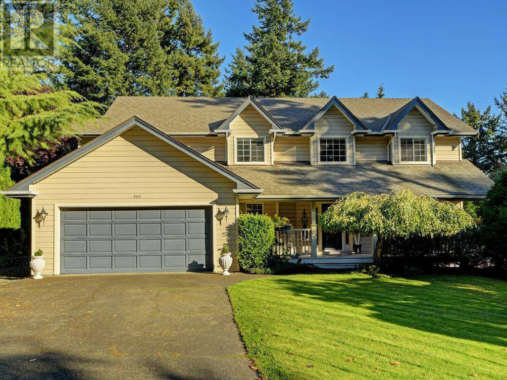 House for sale at 4541 Pheasantwood Te Victoria British Columbia - MLS: 416989