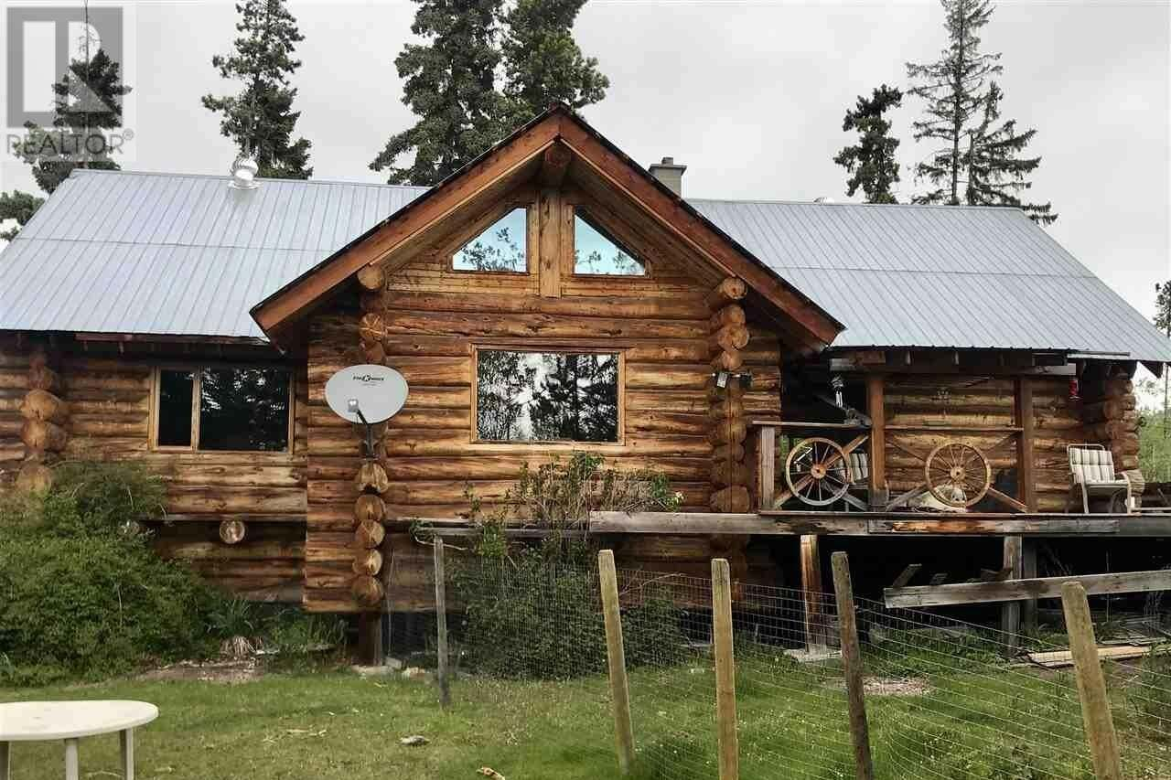 House for sale at 45475 Bryanston Dr Burns Lake British Columbia - MLS: R2462012