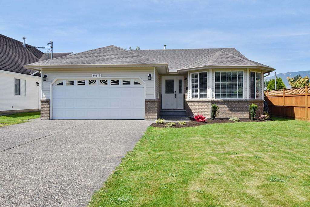 Sold: 45477 Crescent Drive, Chilliwack, BC