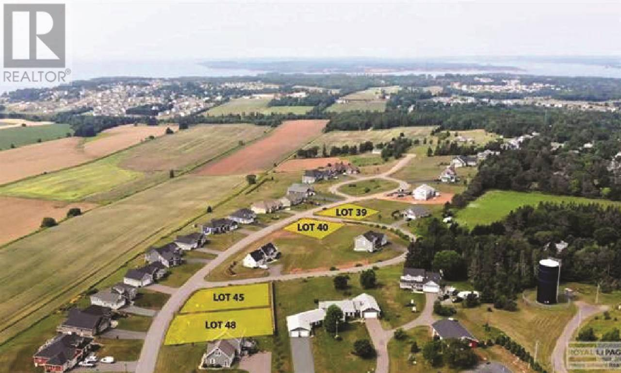 Residential property for sale at 40 Strawberry Ln Unit 45,48 Stratford Prince Edward Island - MLS: 202002457