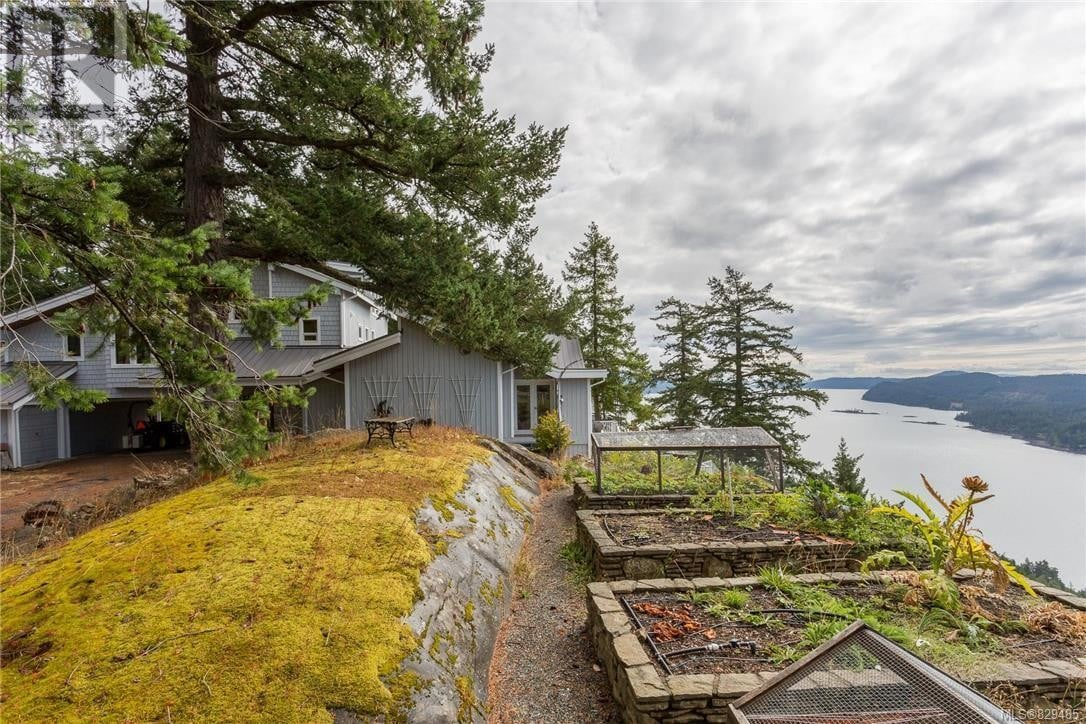 House for sale at 455 Heck Hill  Mayne Island British Columbia - MLS: 829485