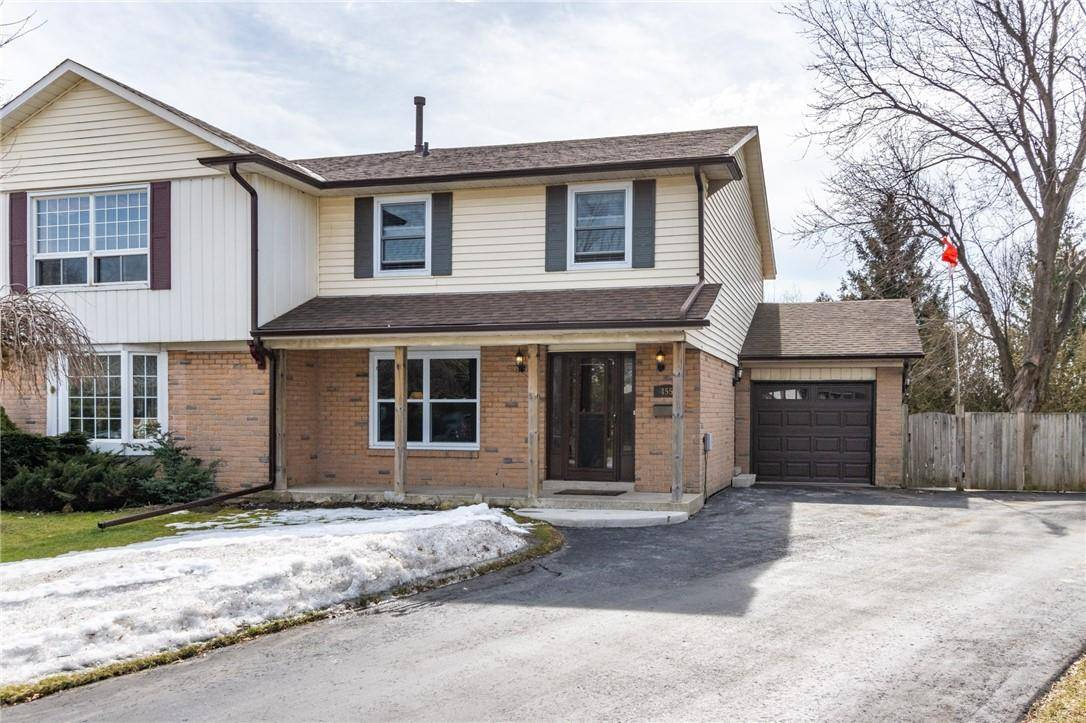 House for sale at 455 Knightsbridge Cres Ancaster Ontario - MLS: H4074249