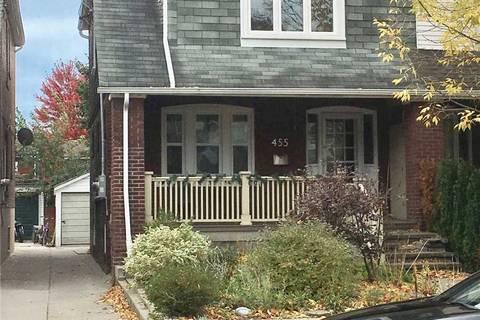 Townhouse for sale at 455 Milverton Blvd Toronto Ontario - MLS: E4389506