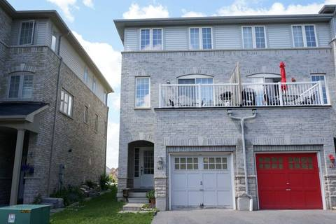 Townhouse for sale at 455 Rossland Rd Ajax Ontario - MLS: E4488407