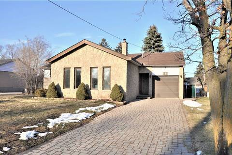 House for sale at 455 Third Line Oakville Ontario - MLS: W4699539