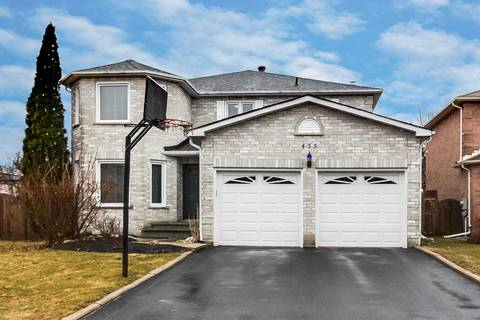 House for sale at 455 Traviss Dr Newmarket Ontario - MLS: N4399452