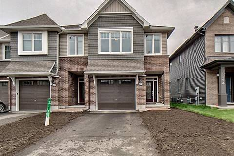 Townhouse for sale at 455 Warmstone Dr Ottawa Ontario - MLS: 1156767