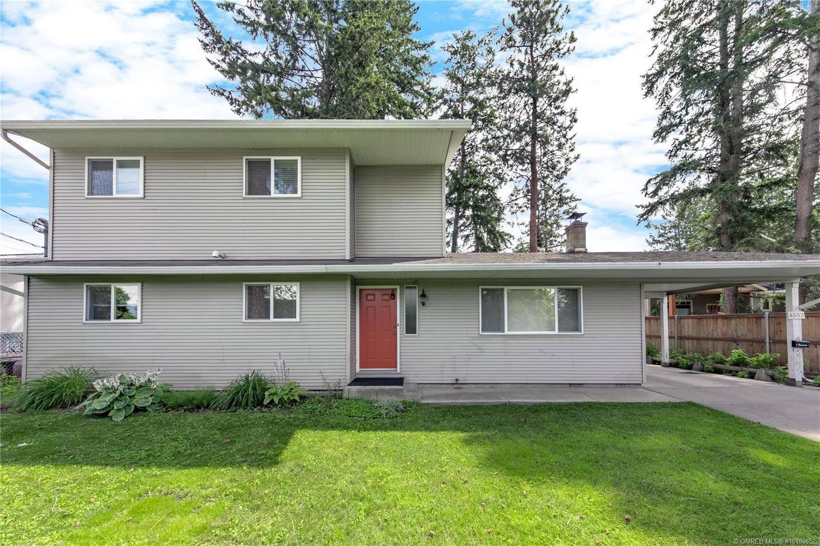 House for sale at 4553 Gordon Dr Kelowna British Columbia - MLS: 10186652