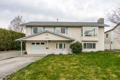 House for sale at 45535 Perth Ave Chilliwack British Columbia - MLS: R2440089