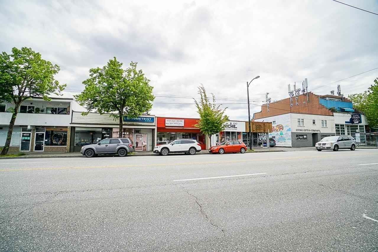 Commercial property for sale at 4554 Main St Vancouver British Columbia - MLS: C8032305
