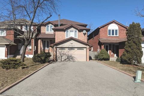 House for rent at 4554 Pemmican Tr Mississauga Ontario - MLS: W4394527
