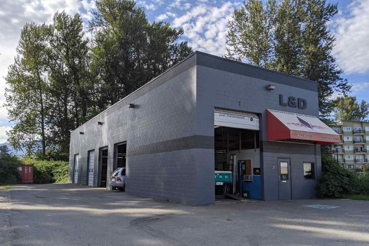 Commercial property for sale at 45575 Yale Rd Chilliwack British Columbia - MLS: C8033331