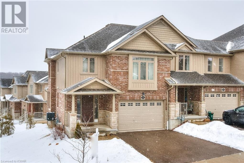 Townhouse for sale at 456 Avens St Waterloo Ontario - MLS: 40055438