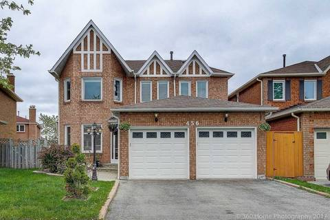 House for sale at 456 Bud Gregory Blvd Mississauga Ontario - MLS: W4698011