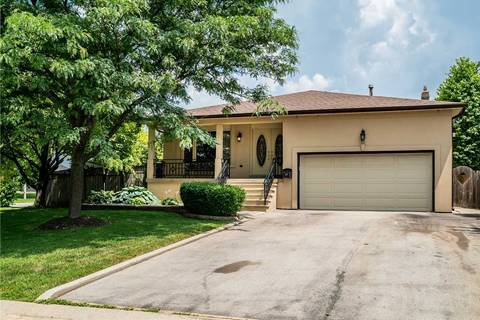 House for sale at 456 Cottingham Cres Hamilton Ontario - MLS: X4521415